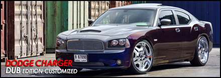 Dodge Charger - DUB Edition Customized